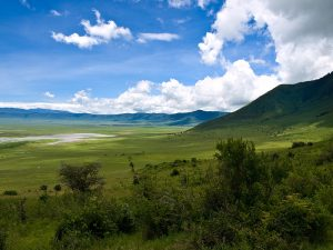zone de conservation du Ngorongoro